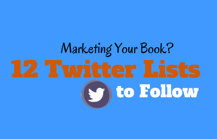 12 Twitter Lists for Book Promotion