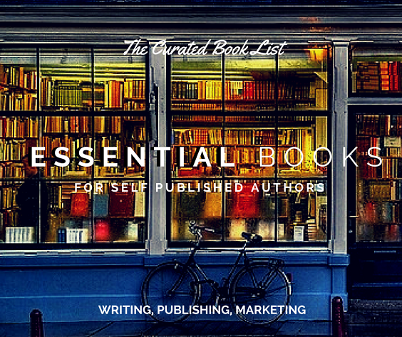 Essential books for self published authors