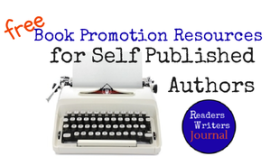 Free book promotion resources for self published authors