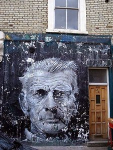 Samuel Beckett in London