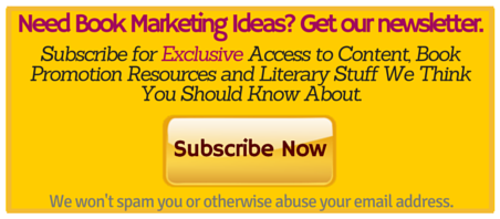 Subscribe to Our Newsletter for Book Marketing Ideas