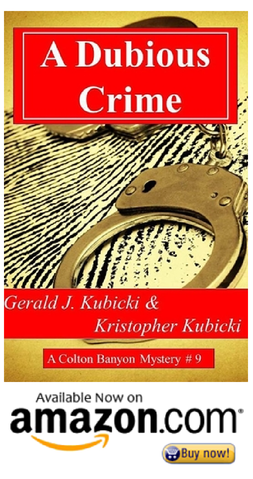 A Dubious Crime on Amazon