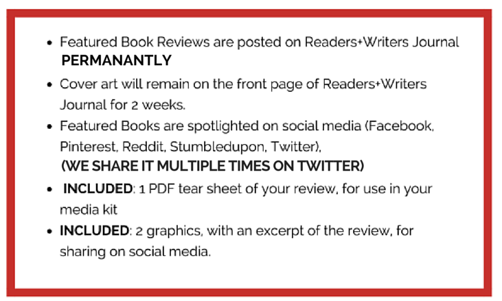 Featured Book Reviews on RWJ