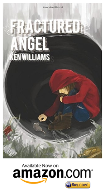 Fractured Angel by Ken Williams