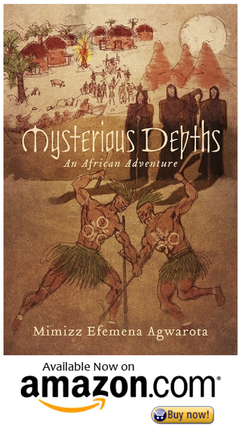 Mysterious Depths Buy on Amazon