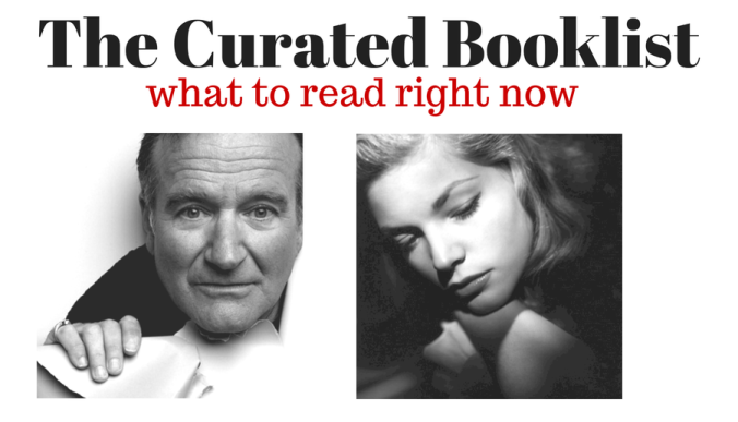 The Curated Booklist August 13