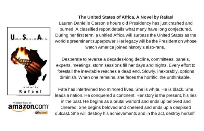 The United States of Africa on Amazon