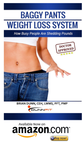 Baggy Pants Weight Loss System on Amazon