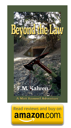 Beyond the Law by FM Kahren on Amazon