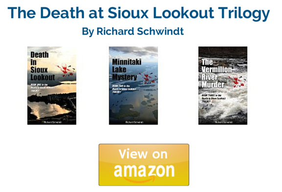 Death at Sioux Lookout Trilogy on Amazon