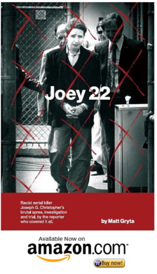 Joey 22 by Matt Gryta on Amazon