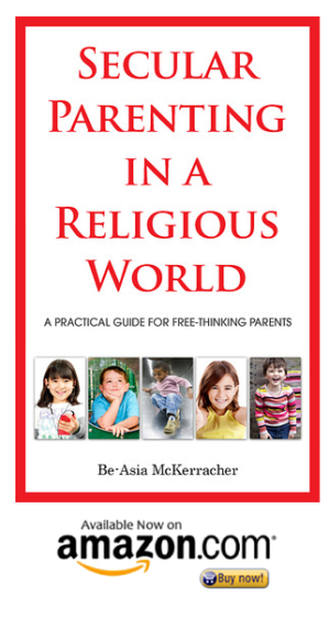 Secular Parenting in a Religious World on Amazon