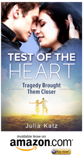 Test of the Heart by Julia Katz on Amazon
