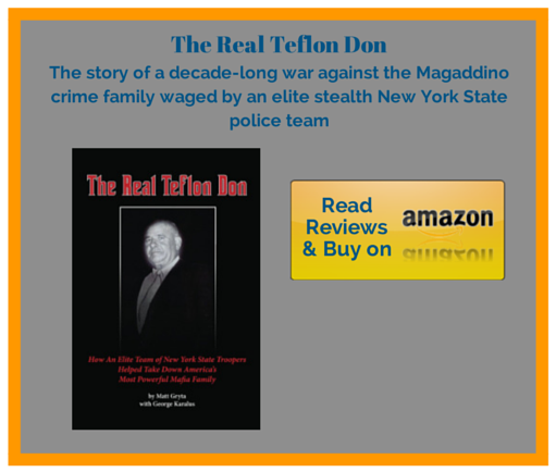 The Real Teflon Don by Matt Gryta