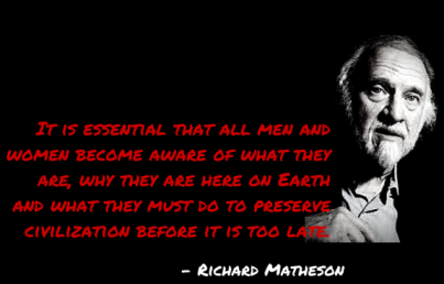 Richard Matheson Quote