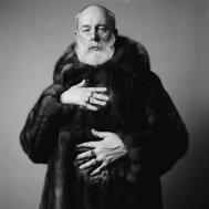 Edward Gorey Fur Coat