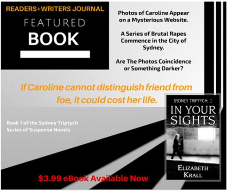 Featured Book on Readers Writers Journal In Your Sights by Elizabeth Krall