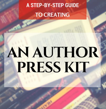 How to create a press kit for self published authors