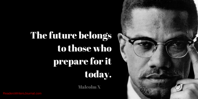 Malcolm X Quote at ReadersWritersJournal.com