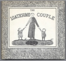 The Loathsome Couple by Edward Gorey First Edition