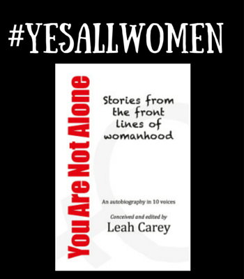You are not alone Leah Carey