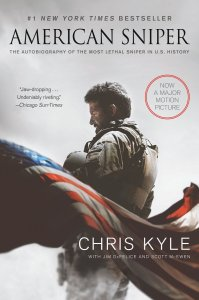 American Sniper is Based on Chris Kyle's 2012 Autobiography