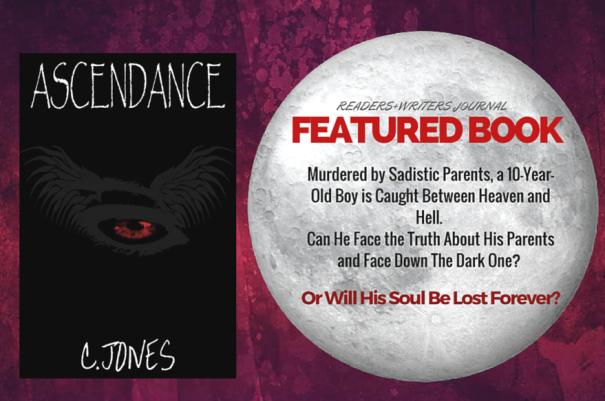 Ascendance by C. Jones Header