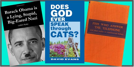 Bad, Bad Book Ideas
