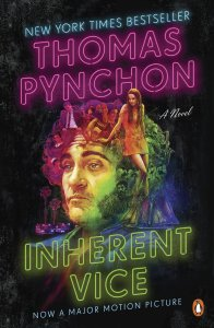 Inherent Vice, which is based on Thomas Pynchon's classic 1960's psychedelic novel, is nominated for Best Costume Design and Best Adapted Screenplay