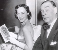"Erich Maria Remarque, whose ""All Quiet on the Western Front"" was the first book based movie to win a Best Picture Oscar was married to actress Paulette Goddard, who won an Oscar for Best Supporting Actress in 1943."