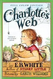 top 5 childrens books for adults charlottes web