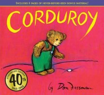 top 5 childrens books for adults corduroy