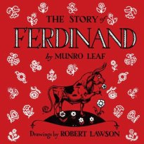 Top 5 childrens books for adults Ferdinand