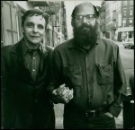Ginsberg and Huncke in 1970  Photograph by Ann Charters