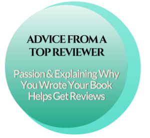 Amazon Top Reviewers Advice for getting reviews