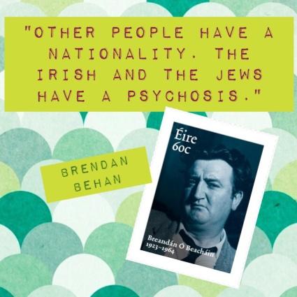 Brendan Behan Quote