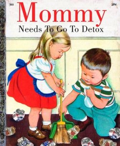 bad childrens books imagined detox