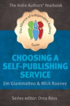 Essential Books choosing a self publisher