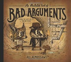 gifts for grads bad arguments book