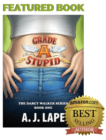 Grade A Stupid FEATURED BOOK