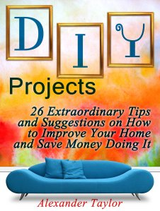 How to Save Money Tips Book DIY Projects