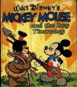 racist book mickey mouse