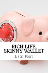 How to Save Money Tips Book Skinny Wallet