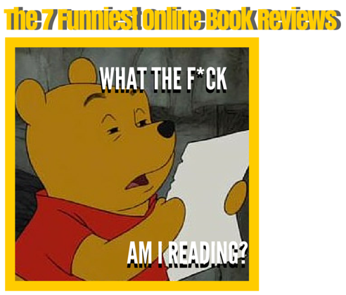 the 7 funniest online book reviews