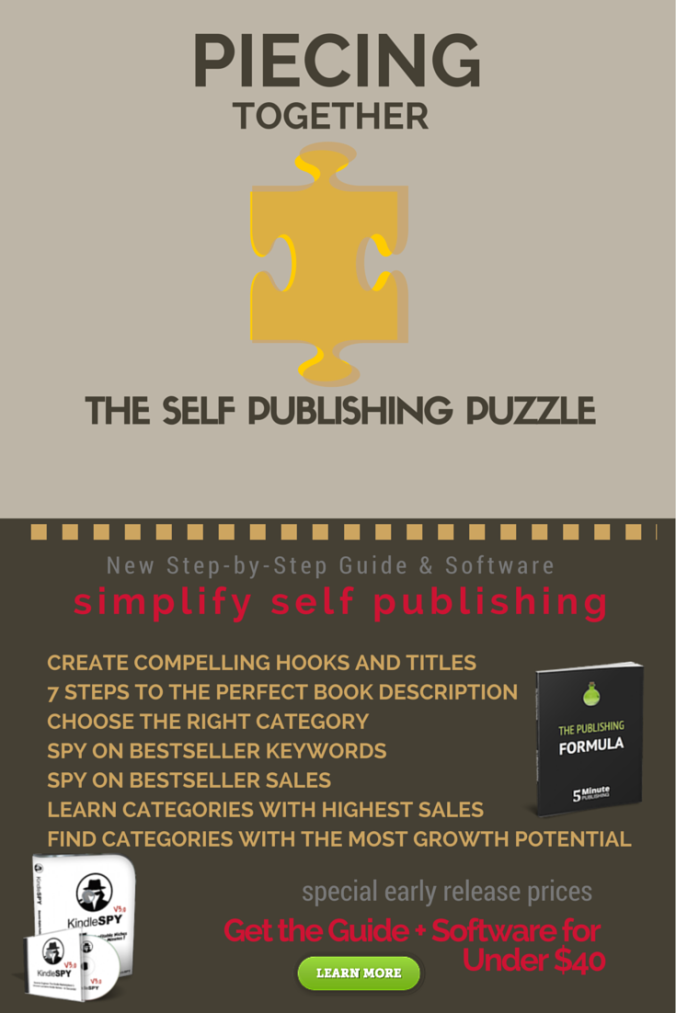 THE SELF PUBLISHING PUZZLE