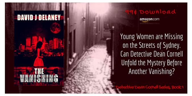 the vanishing by david j delaney