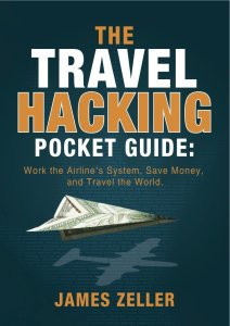How to Save Money Tips Book Travel Hacking Pocket Guide