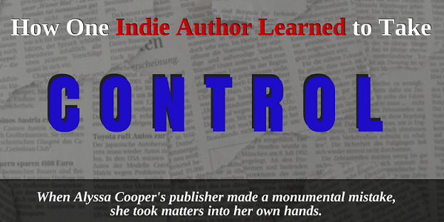 an indie author on self publishing mistakes