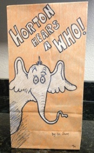 brownbagfun Horton Hears a Who