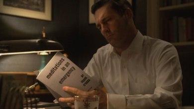 don draper reading ohara